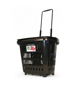 Araven Recycled Shop&Roll 34 L.