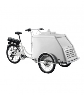 Fricon Bicycle Ice Cream Cart Pushy Bike
