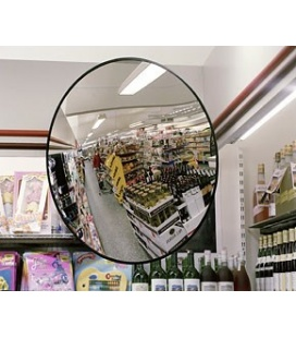 Daresco сферическое зеркало трехсторонее 330x330мм